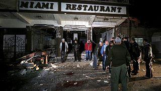 Kamışlı'da kanlı saldırılar: En az 18 ölü