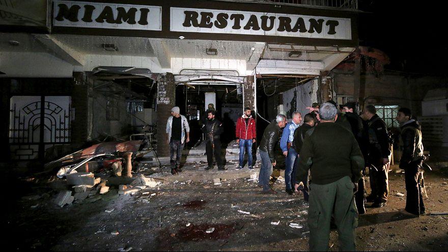 El grupo EI reivindica los ataques a tres restaurantes en el norte de Siria