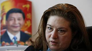 Ursula Gauthier speaks on why she did no apologize to China