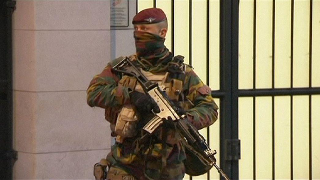 Nuevos sospechosos son capturados en Bruselas ante la amenaza de atentados terroristas