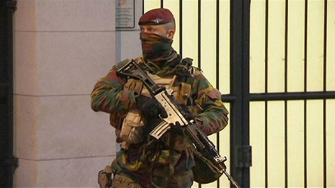 Brüksel'de yeni yıl öncesi 6 kişi daha tutuklandı