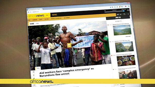 شروع به کار شبکه خبری آفریقانیوز در سال جدید میلادی