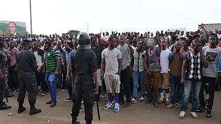 Un concert pour marquer la fin de l'épidémie d'Ebola en Guinée