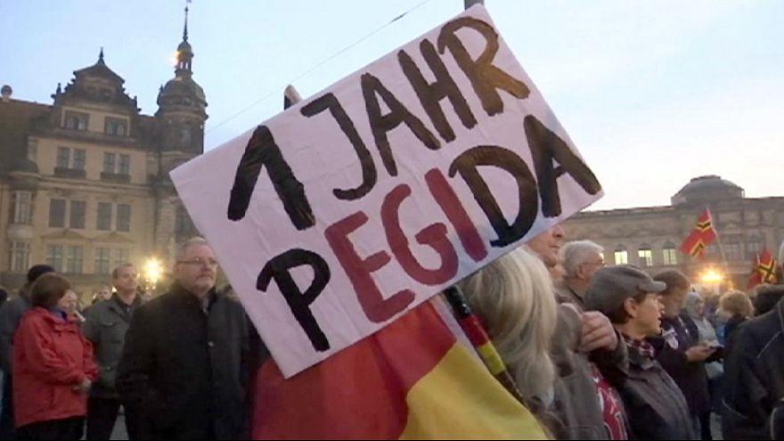 Göçmen karşıtı PEGIDA hareketi kendi silahıyla vuruldu