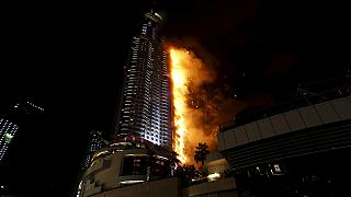 Dubai: Fire ravages hotel, no injuries recorded
