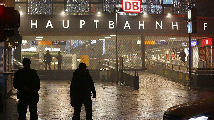 Münih'te yılbaşı gecesi için terör alarmı