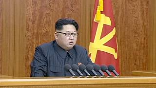 North Korea: Kim Jong Un warns Seoul in New Year message