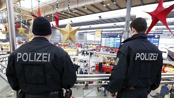 A terrorkészültséget nem fújták le Münchenben
