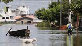 Παραγουάη: Πρωτοφανείς πλημμύρες