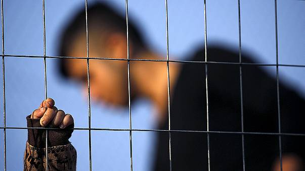 Refugiados sírios pedem fim da guerra para 2016