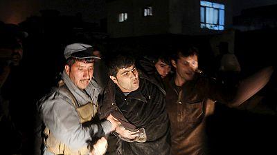 Un restaurant français visé par un attentat suicide à Kaboul