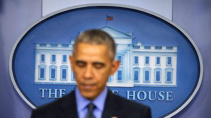 """США: Обама намерен ограничить """"оружейную свободу"""" в обход Конгресса"""