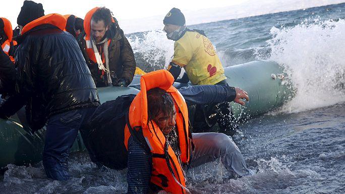 Греция: волна беженцев не спадает
