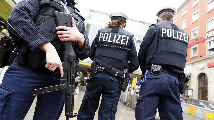 Rendkívüli biztonsági intézkedések Münchenben