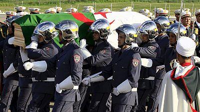 Argélia sepultou um dos pais da independência