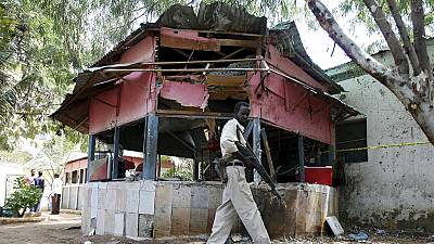 Somalia suicide bomb attack : conflicting reports on causalities