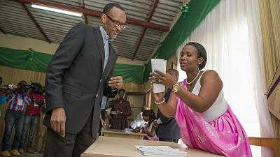Rwanda: Kagame links power bid to the people's call