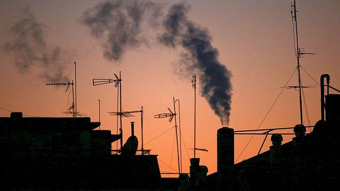 Власти Италии пытаются бороться с загрязнением воздуха