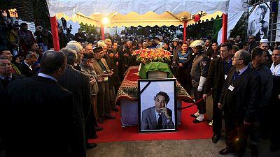 Algérie : obsèques de l'opposant historique Hocine Ait Ahmed