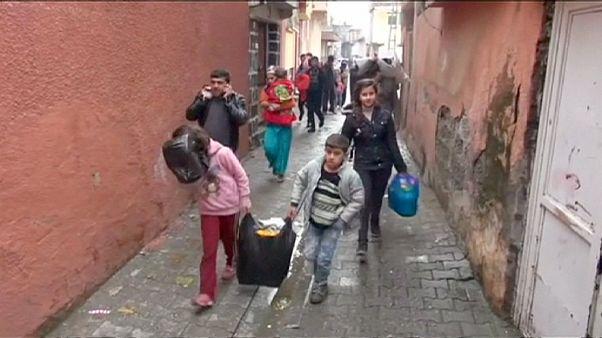 El Ejército turco sigue su campaña contra militantes kurdos en el sureste del país
