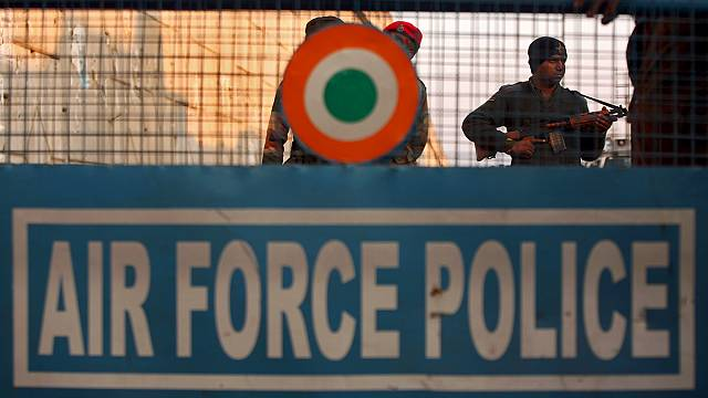 Indian opposition party protests militant attack on air base