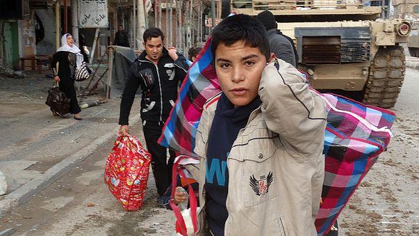 Öngyilkos merénylők támadtak egy iraki támaszpontra