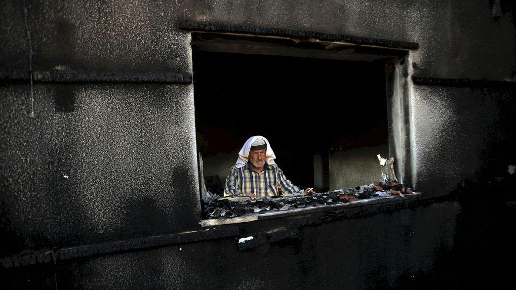 Israele: famiglia palestinese uccisa in rogo, incriminati due estremisti ebrei