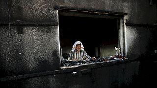 Израиль: предъявлены обвинения авторам поджога палестинского дома