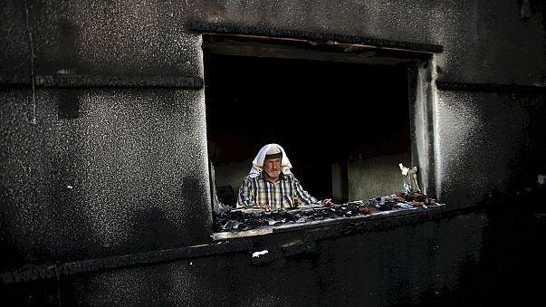 Israel procesa a dos jóvenes por el asesinato de una familia palestina hace cinco meses