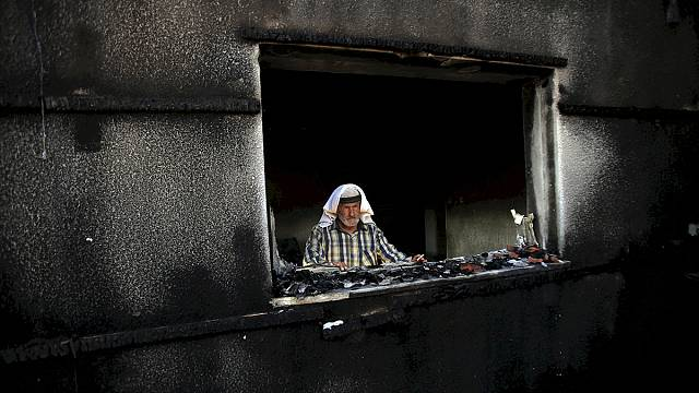 West Bank: two charged over Dawabsha family arson attack