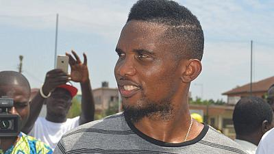 Samuel Eto'o: Football's symbol of hope