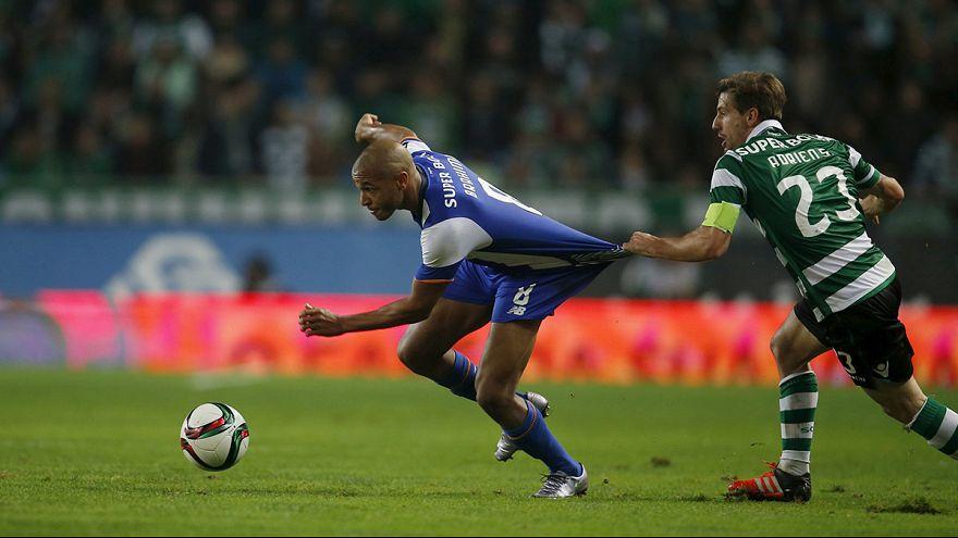 Liga Portuguesa, J15: Slimani pinta o clássico de verde e branco e Sporting regressa à liderança