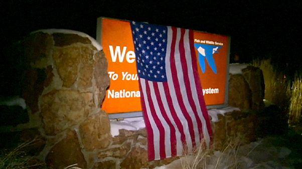 USA: Bewaffnete besetzen Nationalparkbehörde
