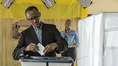 US condemns Rwanda's Kagame third term bid