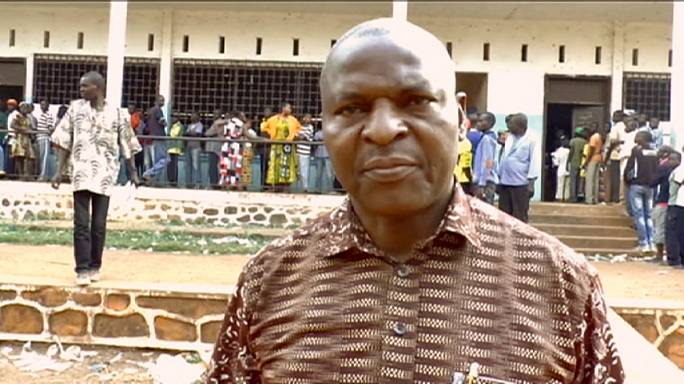 افريقيا الوسطى: تقدم توواديرا حسب النتائج الجزئية للرئاسيات