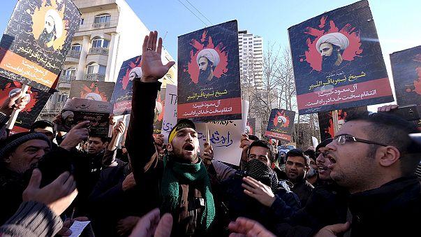 Estados Unidos llama a Arabia Saudí y a Irán a reducir la tensión