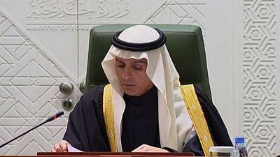 Tensions entre l'Arabie saoudite et l'Iran