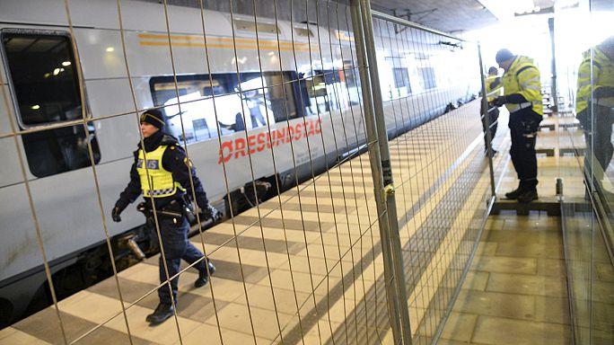 Швеция пытается остановить мигрантов и вводит приграничный контроль