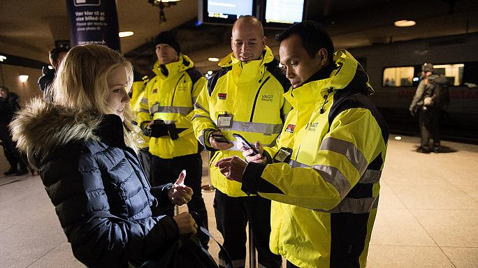 Danimarka Almanya sınırında pasaport kontrolüne başladı