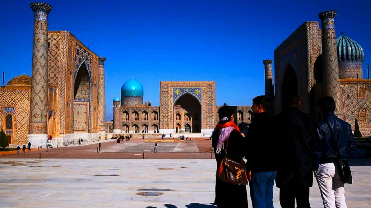 Samarkand, a window on an ancient empire
