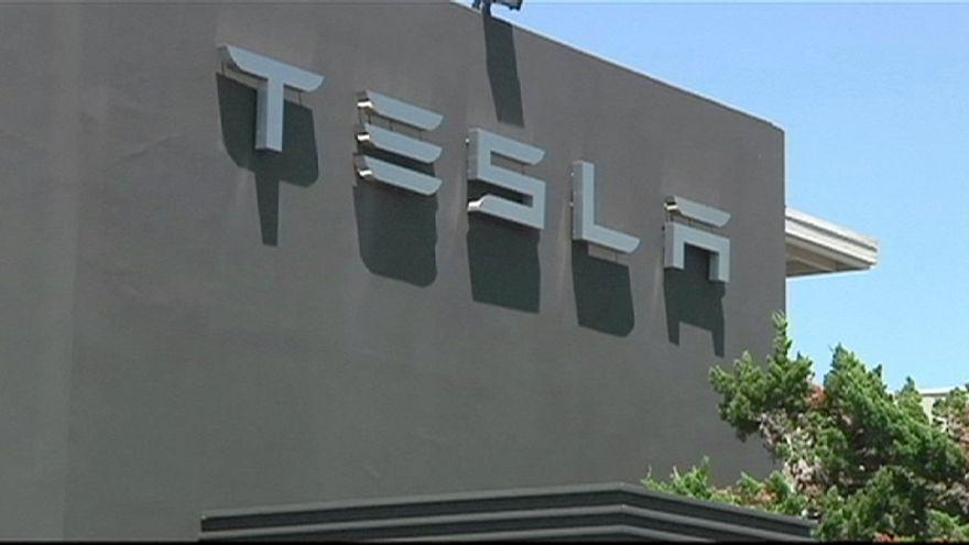 Tesla : une bonne année pour la voiture électrique de luxe