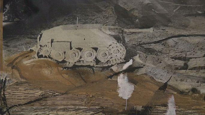 معرض استعادي للفنان التشكيلي أنسلم كيفرفي باريس