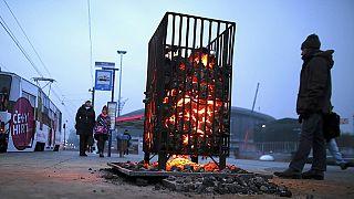 Polonya'da aşırı soğuklar 21 can aldı