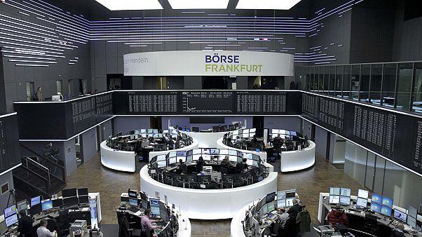 Chinese economic data sends tremors across stock markets
