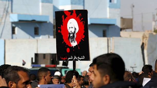 Shia Muslims and world leaders condemn Saudi executions