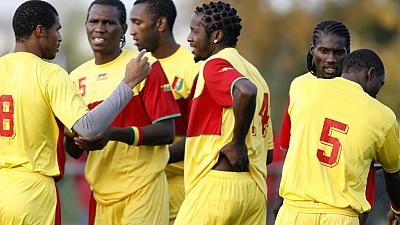 CAF clears Guinea to host matches after Ebola scare