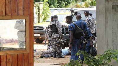 Burundi: Bujumbura still submerged in violence