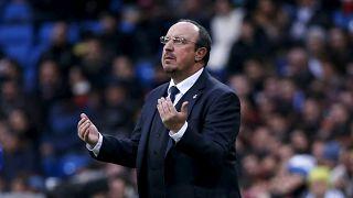 Real Madrid : le coach Rafael Benitez a été remercié