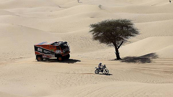Africa Eco Race: Entrada na Mauritânia deixa tudo na mesma no topo