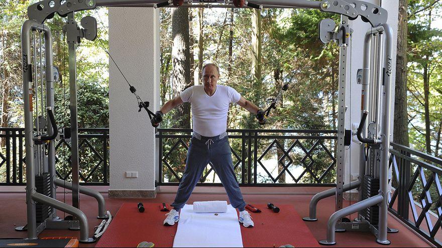 Putin mit Hund macht Bulgariens Regierungschef glücklich